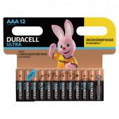 Батарейки алкалиновые Duracell Ultra Power LR03 (AAA) 12 шт (454230)