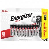 Батарейки алкалиновые Energizer Max LR03 (AAA) 16 шт E301433301 (455107)