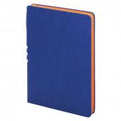 Блокнот с ручкой А5 Brauberg Nebraska 112 листов линия 110948