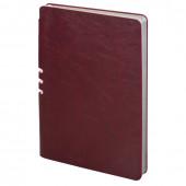 Блокнот с ручкой А5 Brauberg Nebraska 112 листов линия 110950