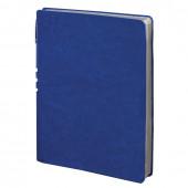 Тетрадь с ручкой А5 Brauberg Nebraska 120 листов клетка 110953