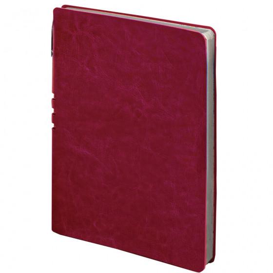 Тетрадь с ручкой А5 Brauberg Nebraska 120 листов клетка 110955