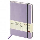 Блокнот с резинкой А5 Bruno Visconti Velvet 100 листов 3-525/10
