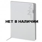 Ежедневник датированный 2021 А5 Brauberg Up с держателем для ручки 111467