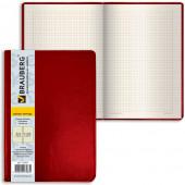 Блокнот А5 Brauberg Income 128 листов клетка 125209