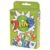 Игра настольная Magellan 7 на 9, 2-е издание MAG116357