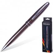 Ручка шариковая Brauberg Oceanic Grey линия 0,7 мм 141420