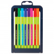 Ручки капиллярные линёры трехгранные Schneider Line-Up линия 0,4 мм 8 цветов 191098