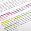 Набор текстовыделителей Brauberg Contract линия 1-5 мм 4 цвета 150394