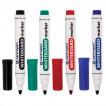 Маркеры для доски Centropen линия 2,5 мм 4 цвета 8559/4PVC