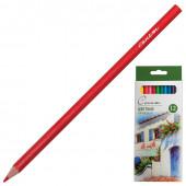 Карандаши цветные художественные Сонет 12 цветов 13141432