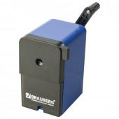 Точилка для карандашей механическая Brauberg Robo Blue 222515
