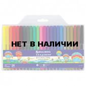 Фломастеры Brauberg Академия 24 цвета 151413