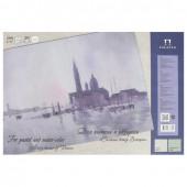 Папка для пастели и акварели А3 Palazzo Венеция 20 листов, 200 г/м2, 2 цвета ПЛ-6457