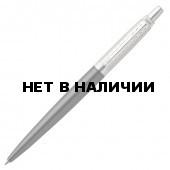 Ручка гелевая Parker Jotter Premium Tower Grey Diagonal с гравировкой CT 2020644