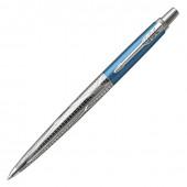 Ручка шариковая Parker Jotter London Architecture Modern Blue с гравировкой 2025828