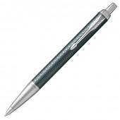 Ручка шариковая Parker IM Premium Green CT с гравировкой 1931643