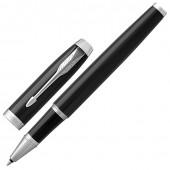 Ручка роллер Parker IM Core Black Lacquer CT 1931658