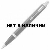 Ручка шариковая Parker IM Core Black Lacquer CT 1931665