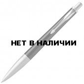 Ручка шариковая Parker Urban Premium Ebony Metal CT с гравировкой 1931615