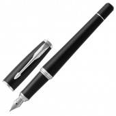 Ручка перьевая Parker Urban Core Muted Black CT 1931592
