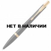 Ручка шариковая Parker Urban Core Muted Black GT с позолотой 1931576