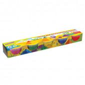 Песок для лепки кинетический Юнландия 5 цветов 700 г 104991