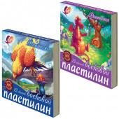 Пластилин восковой Луч Фантазия 12 цветов 180 г со стеком 25С1523-08