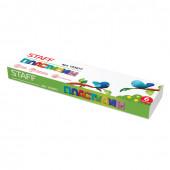 Пластилин классический Staff 6 цветов 60 г 103677