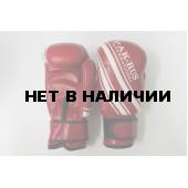 Перчатки боксерские детские Pak Rus, искусственная кожа, 4 OZ, (красные) PR-128888