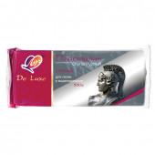 Пластилин скульптурный Луч Люкс серый 500 г твердый 9С 441-08