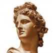 Пластилин скульптурный Остров Сокровищ телесный 500 г твердый 104817