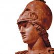 Пластилин скульптурный Остров Сокровищ терракотовый 1000 г мягкий 227471