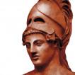 Пластилин скульптурный Остров Сокровищ терракотовый 1000 г твердый 227476
