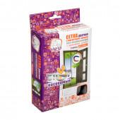 Противомоскитная сетка Help штора на дверь с магнитами и крепежом 2шт 80004-Л