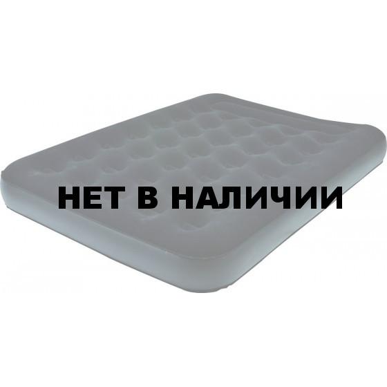 Надувная кровать RELAX FLOCKED AIR BED DOUBLE + встроен. эл. насос 191x136x22 JL027274NG