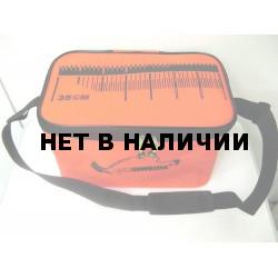 Сумка рыболова SWD (п/э 1мм,35х20х20см) 0043447