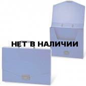 Папка портфель А4 для документов пластиковая Brauberg Energy 1 отделение 222082