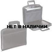 Папка портфель А4+ для документов пластиковая Brauberg 9 отделений 225168