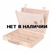 Ящик художника для красок и кистей Гамма Московская палитра, бук 211118_10