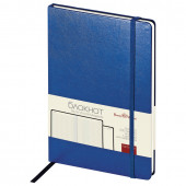 Блокнот на резинке А5 Bruno Visconti 100 листов 3-101/01