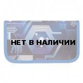 Пенал школьный Brauberg Атом 2 отделения 104571