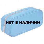 Пенал косметичка Brauberg King Size Blue 229018