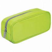 Пенал косметичка Brauberg King Size Neon Green 229020