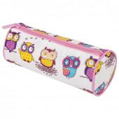 Пенал тубус Brauberg Owls 229007