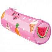 Пенал тубус Brauberg Watermelon 229009