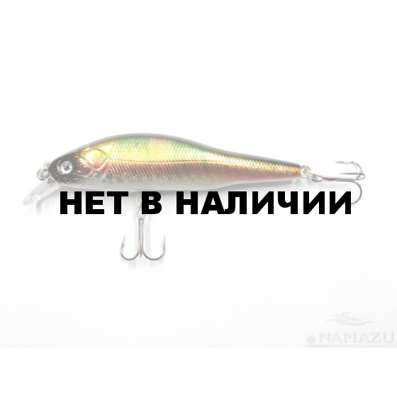 Воблер Namazu Syren Shad, 90мм, 10г, шэд, плавающий (0,5-1,0м), цвет 12 N8-90-12