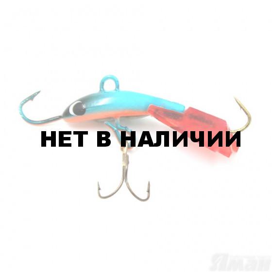 Балансир ЯМАН Наполеон, 3 см, 3,5 г, цвет 04 Я-БР254