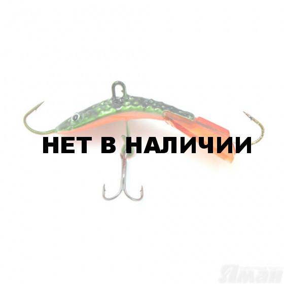 Балансир ЯМАН Попугай, 4 см, 8 г, цвет 09 Я-БР190