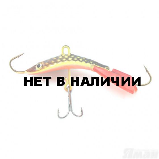 Балансир ЯМАН Попугай, 4 см, 8 г, цвет 19 Я-БР193